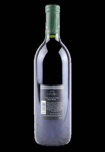 Vinho Bordô Seco