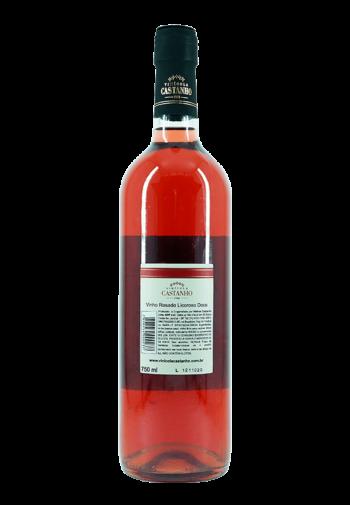 Vinho Rosado Licoroso Doce