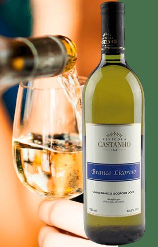 Vinhos de mesa Vinícola castanho
