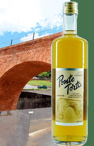 Cachaça Ponte Torta